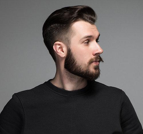 Модельные мужские стрижки