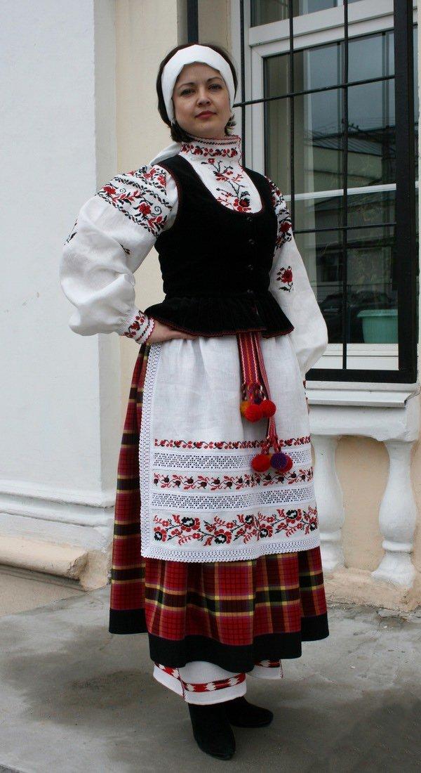 Белорусская народная одежда фото