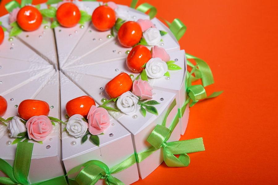 Картинки торт из бумаги для детей