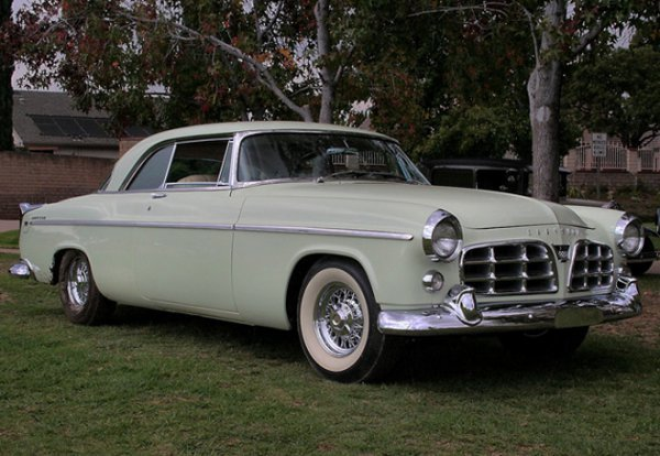 Chrysler C-300 1955 года