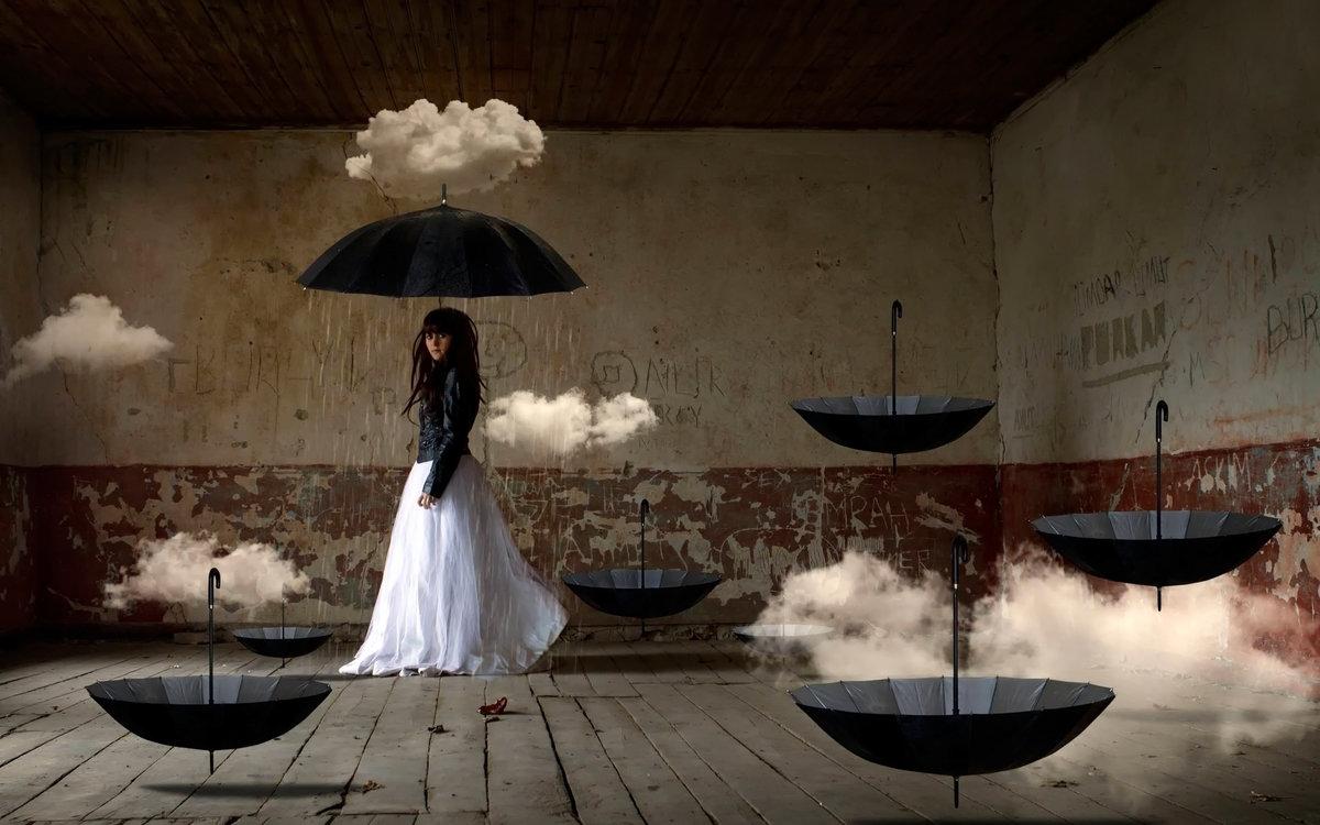 Фото в стиле одиночество замечательную