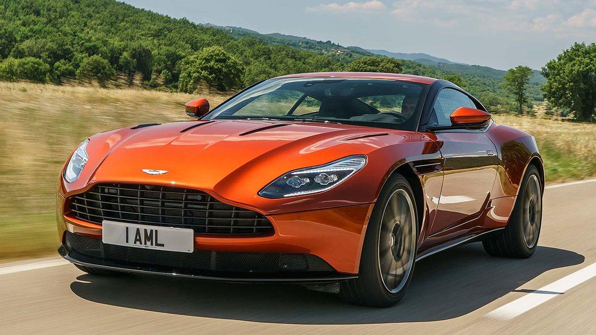 «2017 Aston Martin Vanquish новинка» — карточка ...