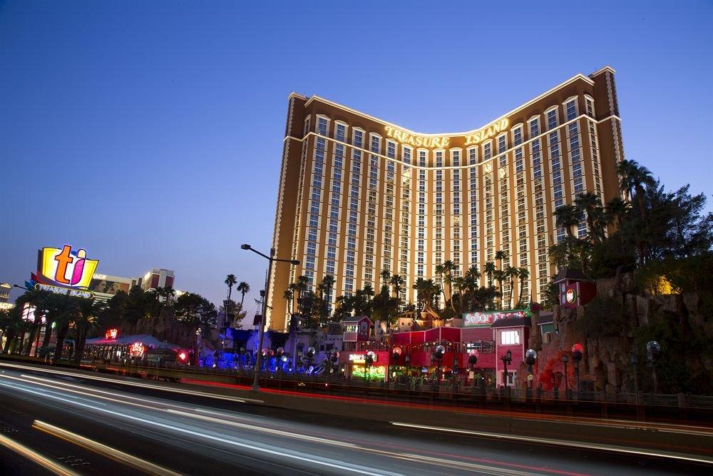 отели казино лас вегаса