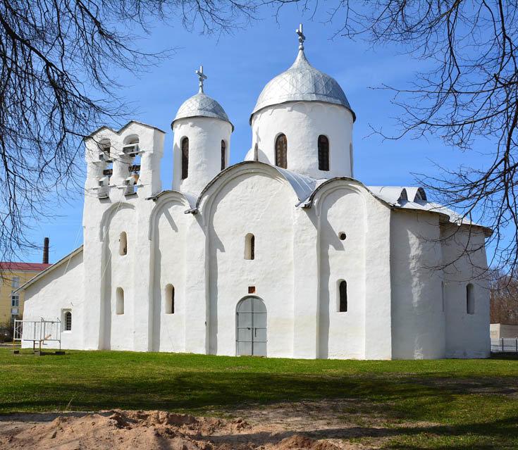 Храм Рождества Иоанна Предтечи, Псков