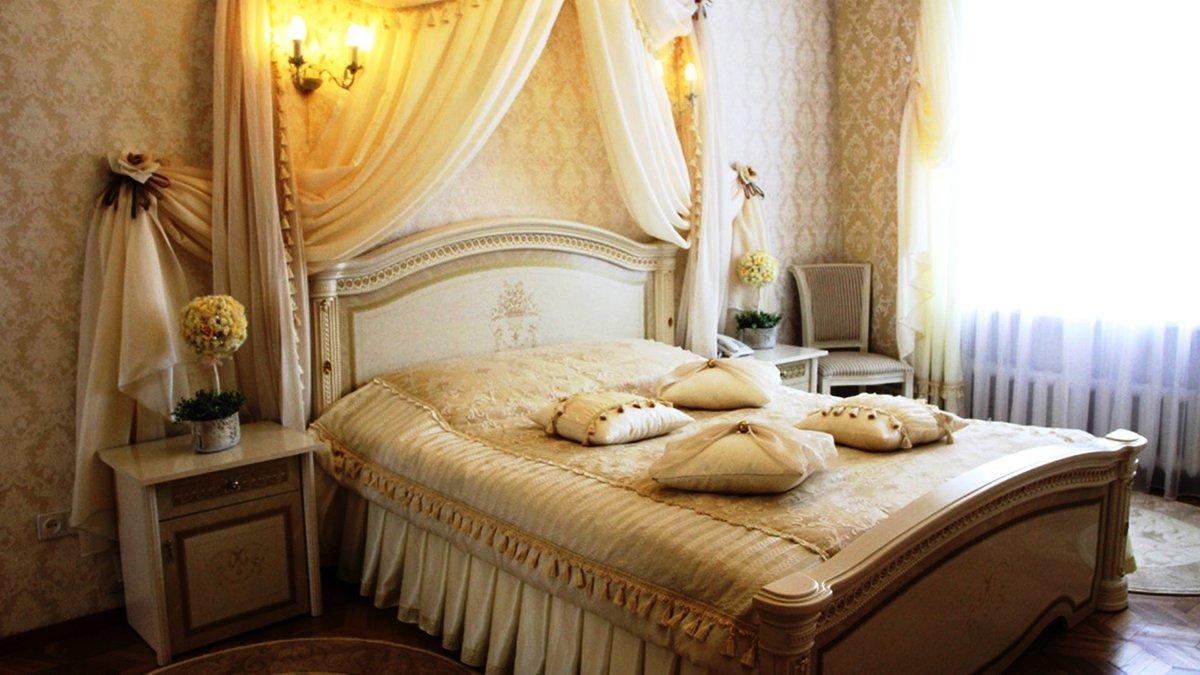 Спальня романтики картинки