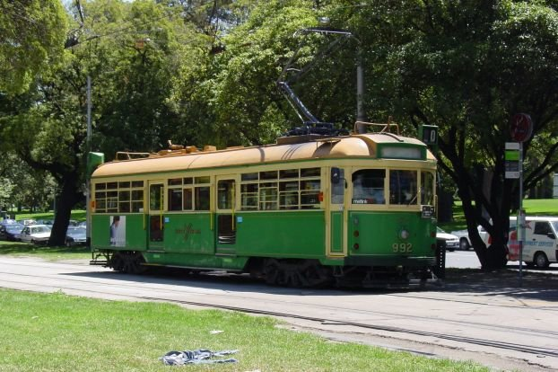 Трамваи разных стран и городов мира