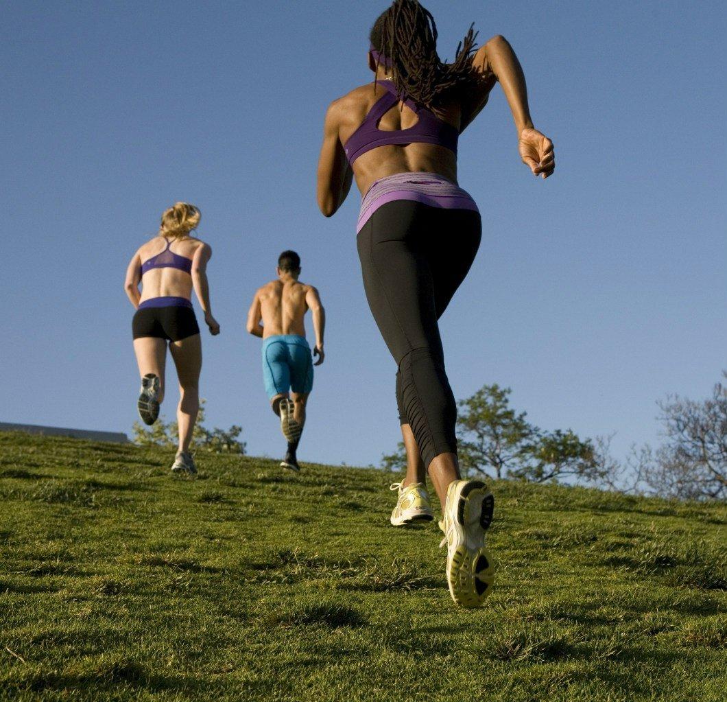 новые виды спорта для похудения