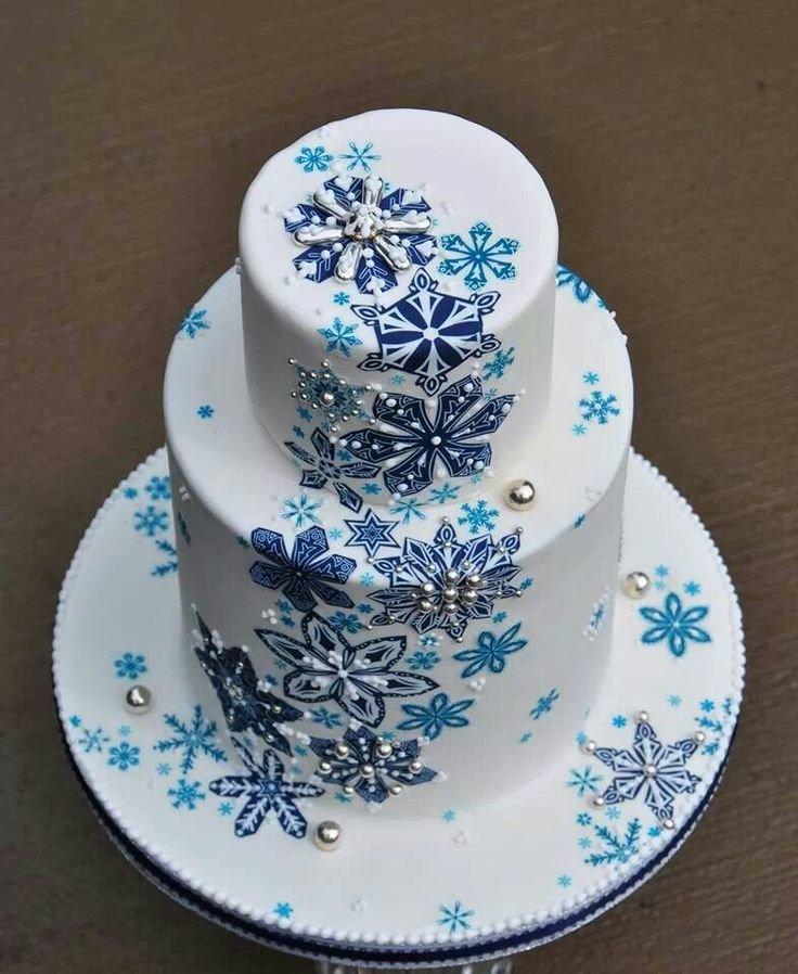 Торт снежинки мастика что такое наливные полы киев