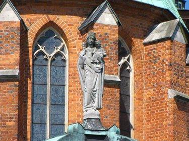 скульптуры в стокгольмской ратуше