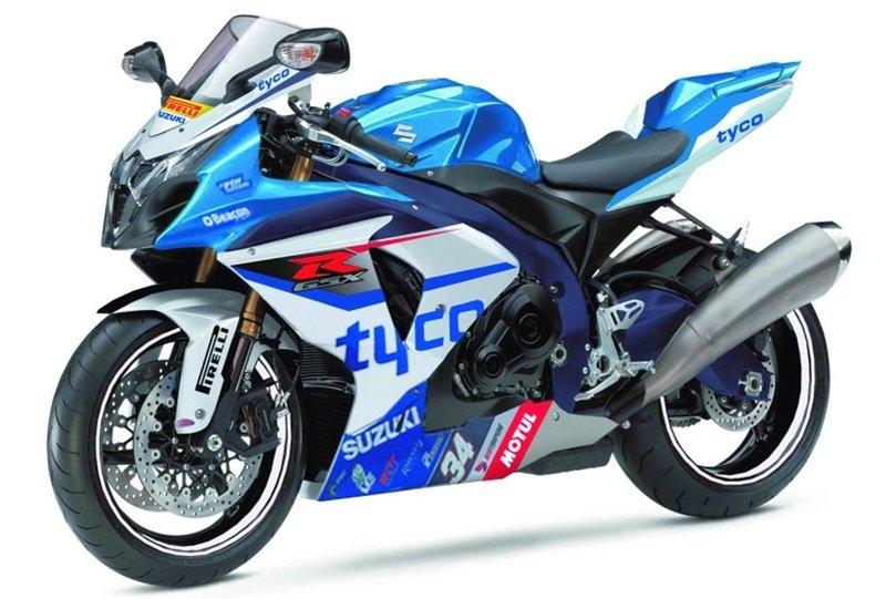 Мотоцикл suzuki gsx-r limited edition: tyco» — карточка