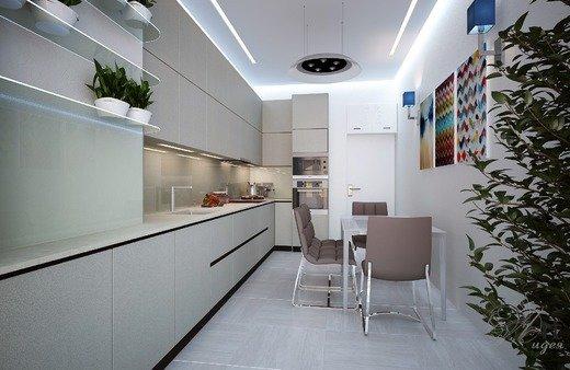 Модная кухня из Италии. Кухня