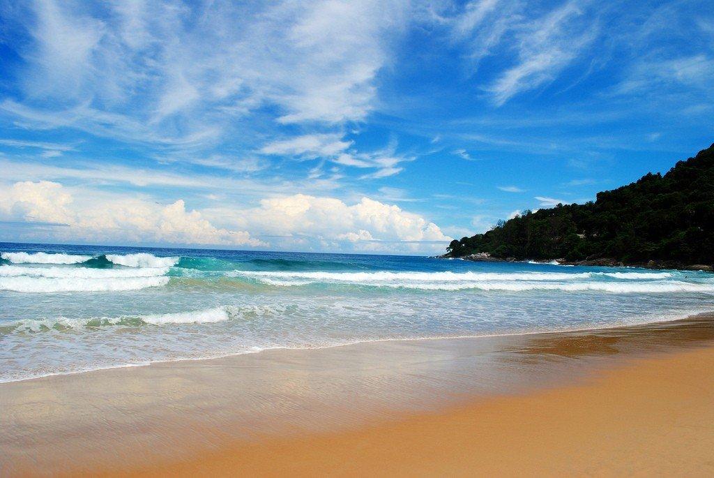 Пляж пхукета картинки