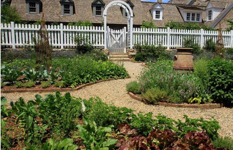 Идеи для огорода дизайн своими руками