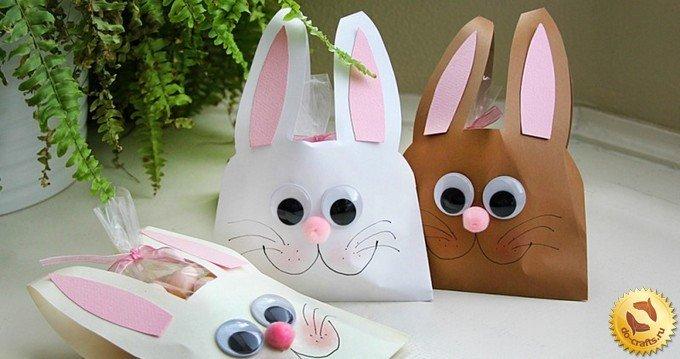 Открытки в виде зайца, картинки