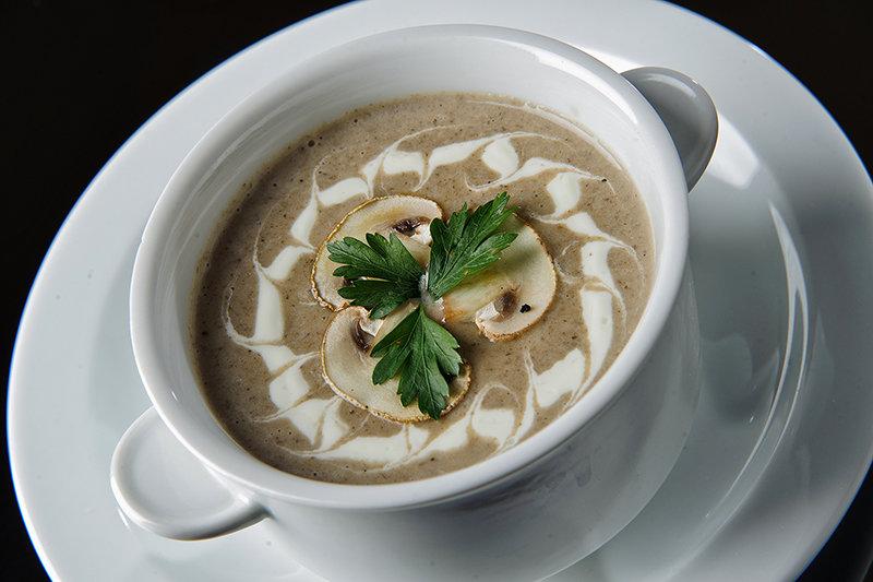 может грибной крем суп рецепт с фото эту