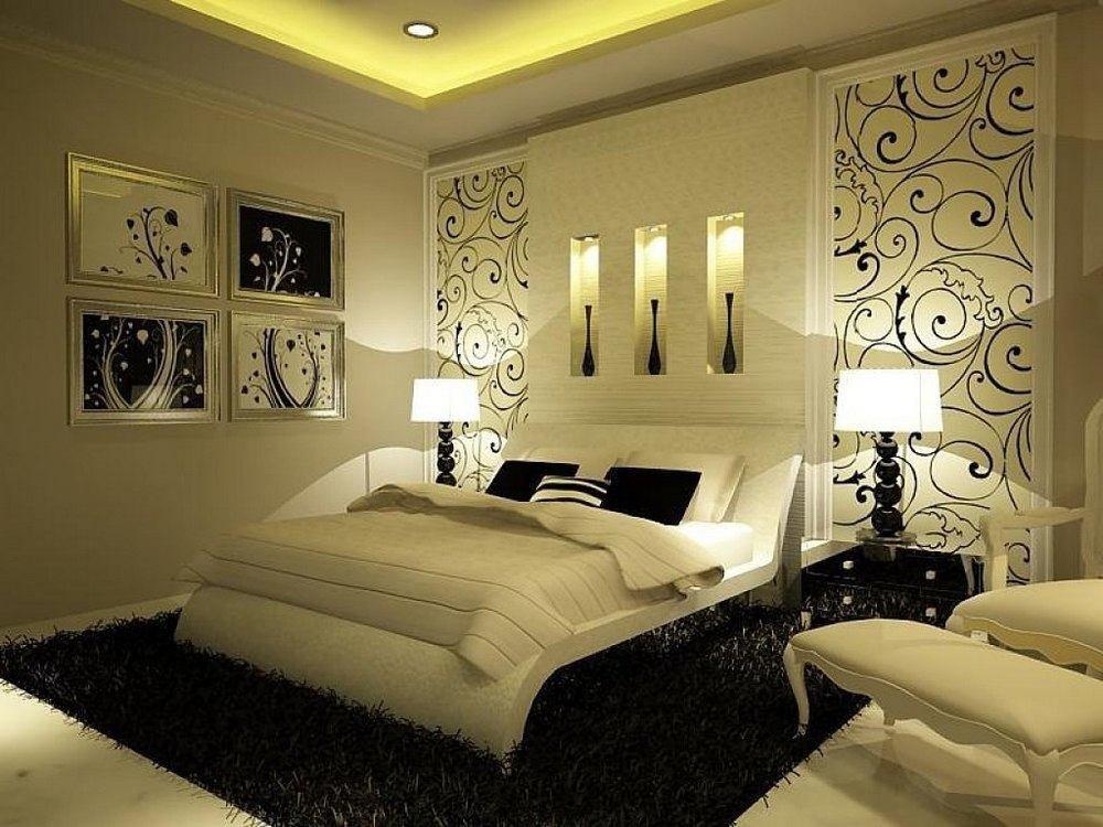 дизайн спальни своими руками фото