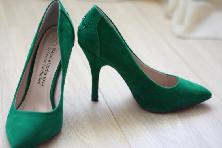 Зеленые туфли Centro колекция» — картка користувача Vlad.Lembak у ... 8846a0d3912