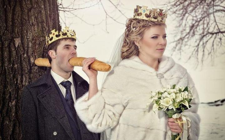 Смешная картинка про невесту, марта мужчина букетом