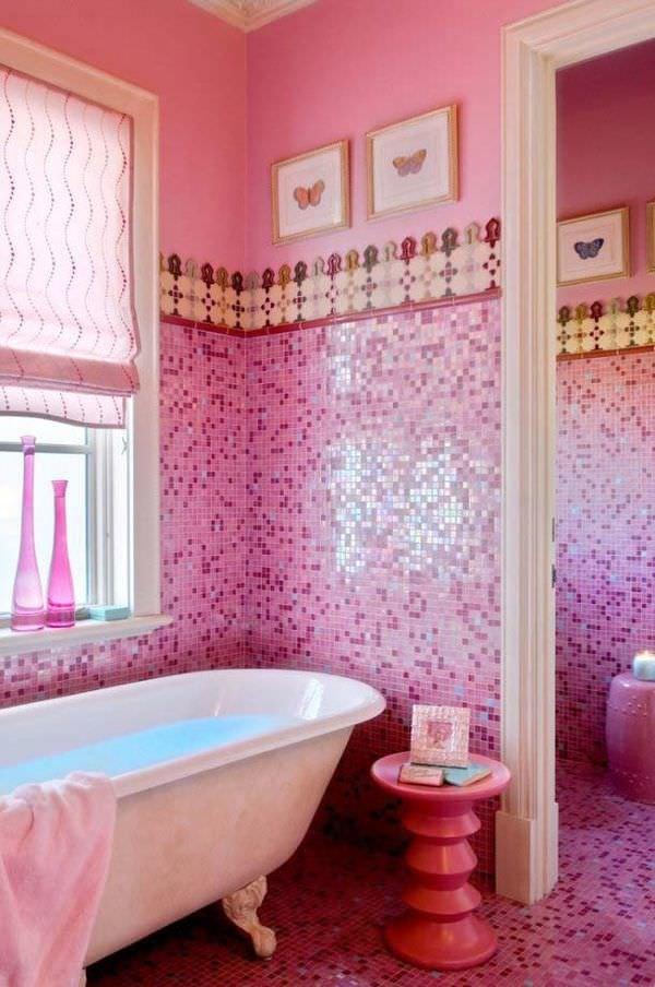 Bathroom tile examples