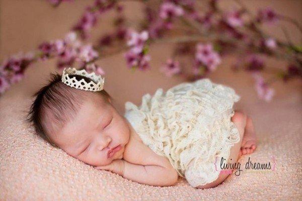 Фотосессия новорожденных аксессуары своими руками