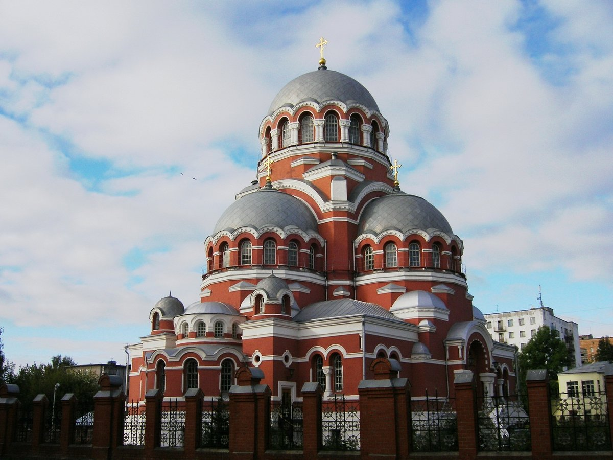 Церкви в нижнем новгороде картинки