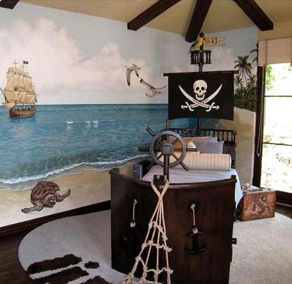 ванная декорации корабля картинки результате