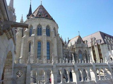 венгрия будапешт храм матьяша