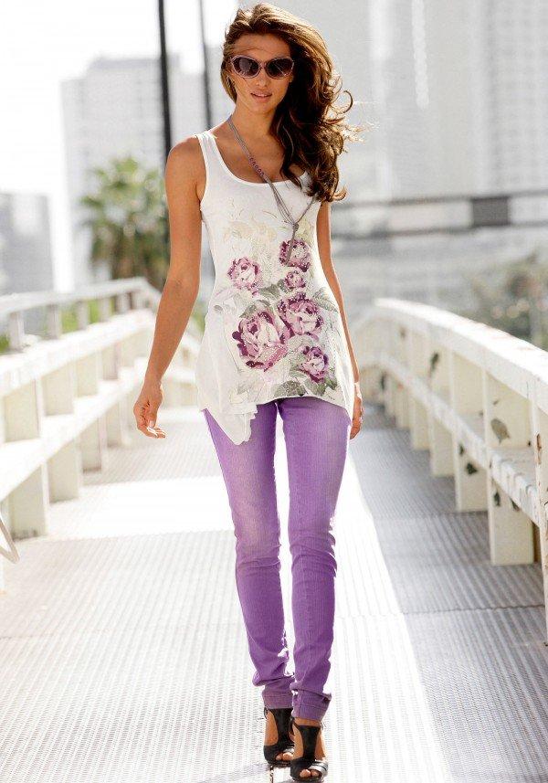 Картинки модная летняя одежда