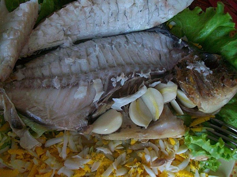 Рецепты приготовления рыбы с чесноком