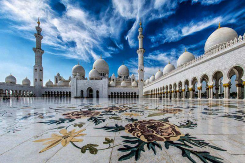 Главные достопримечательности исламского мира. Фото
