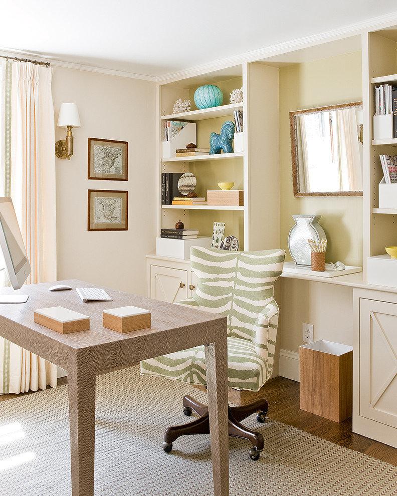 интерьеров домашних офисов