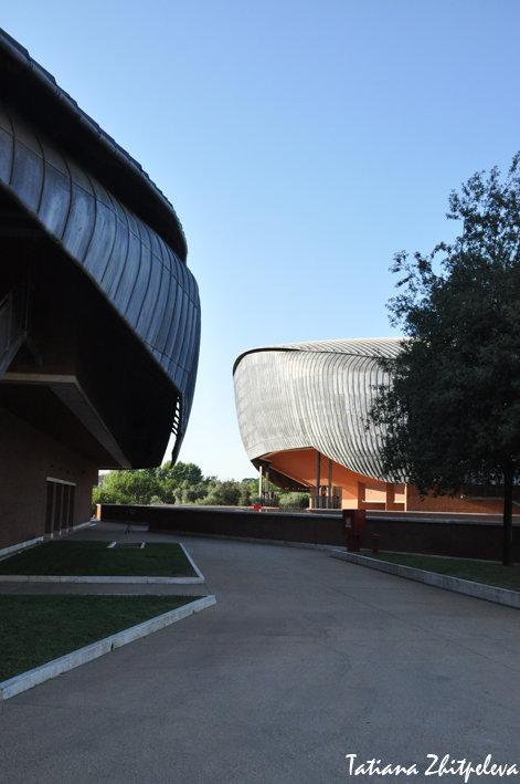 Parco della Musica Auditorium, Рим