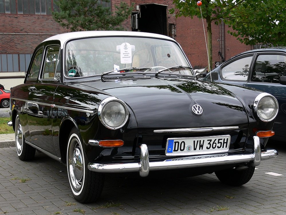 1961 Volkswagen 1500 S Limousine Typ 3 Card From User Xenia064