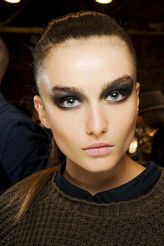 подиумные макияжи фото любую