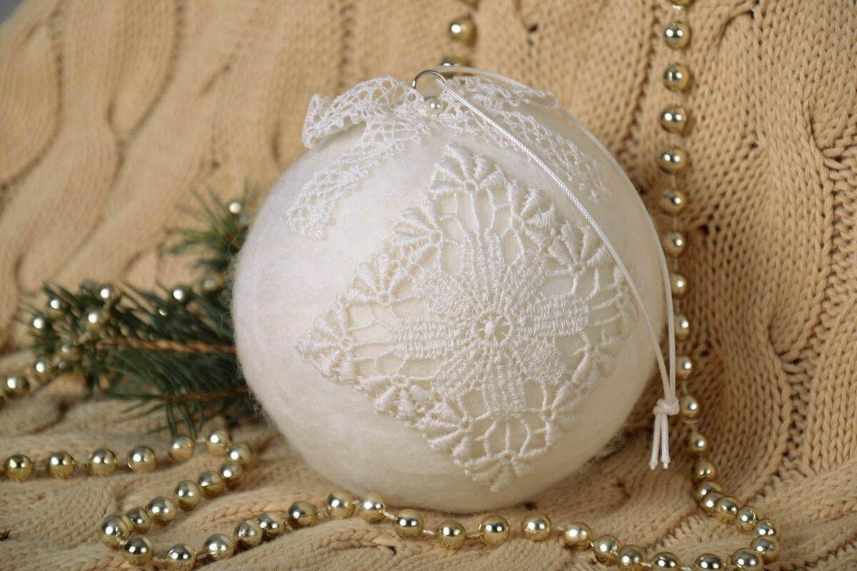 Новогодние шары красивые своими руками, для друзей все