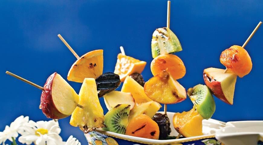 шашлычки из фруктов картинки числе источников доходов