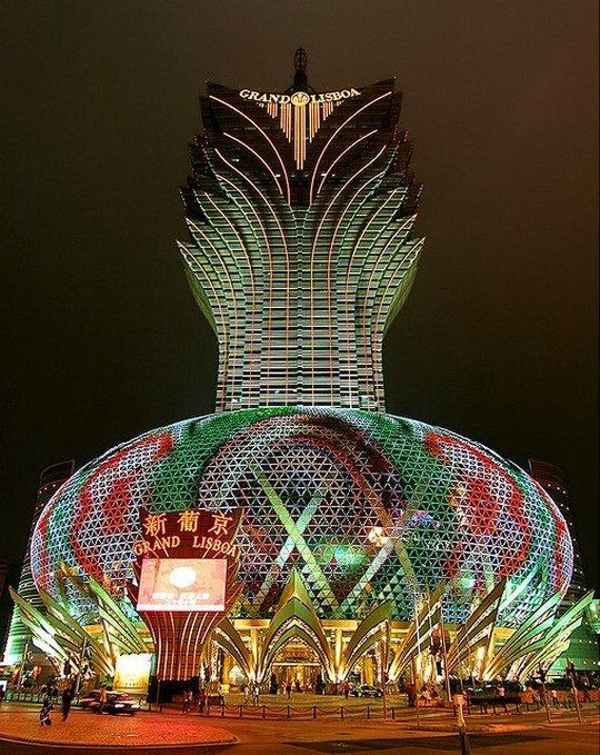 Отель - казино Grand Lisboa