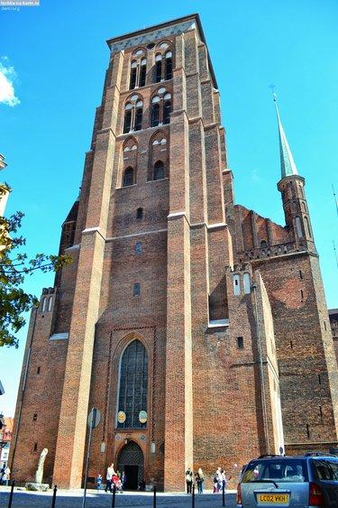 церковь девы марии гданьск