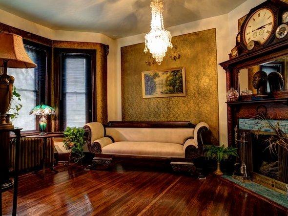 дизайн интерьера в викторианском стиле