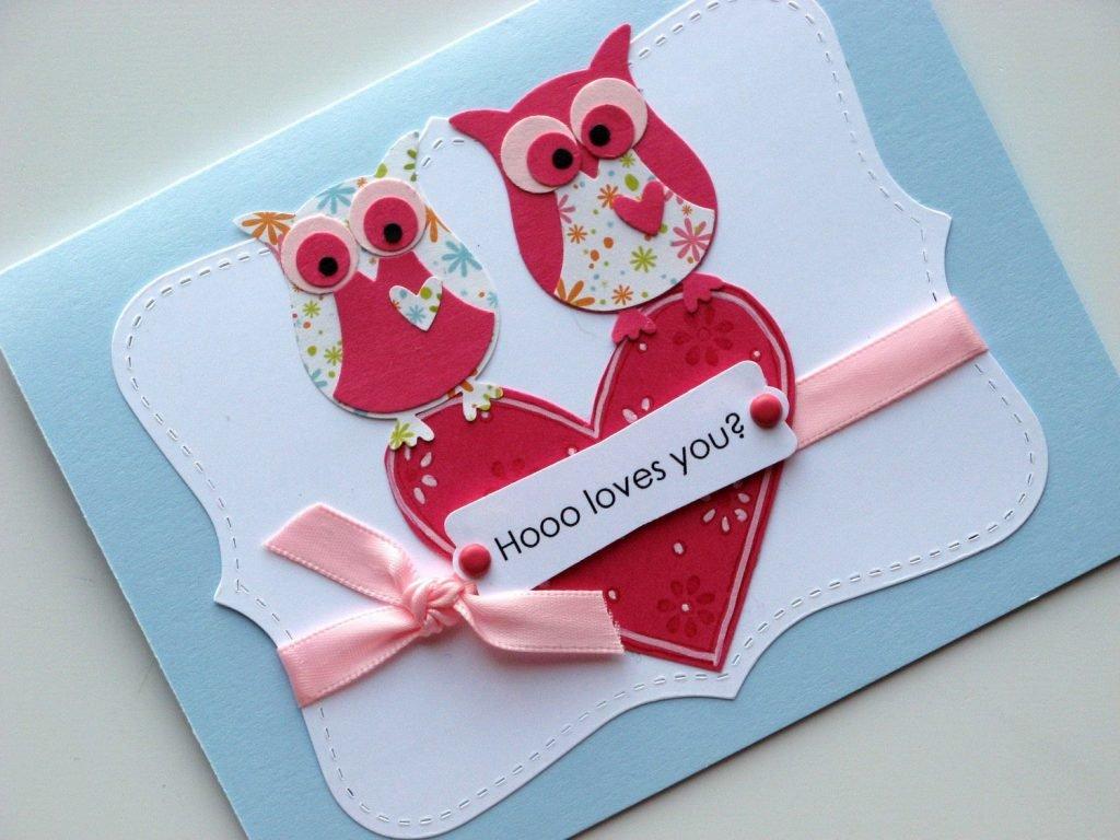 С днем святого валентина открытки необычные, открытка поздравления днем