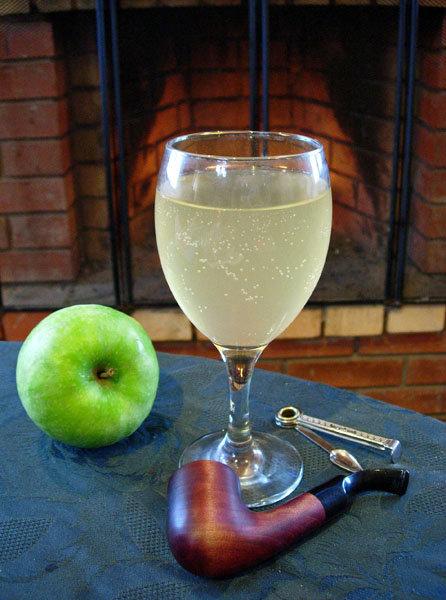 яблочный сидр оригинальный рецепт-хв4