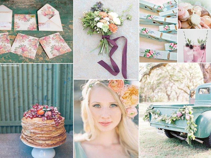Как организовать свадьбу в стиле шебби шик :: Семья и отношения ... Как организовать свадьбу в стиле шебби шик