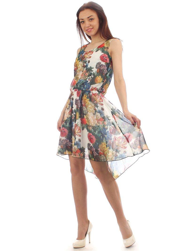 Платья с шифона модные в 2017