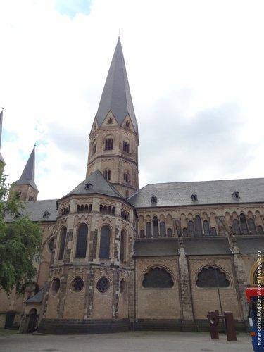 католические храмы германии