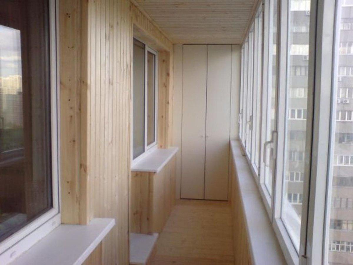 Отделка балконов - цена 10000 рублей - объявление краснодар.