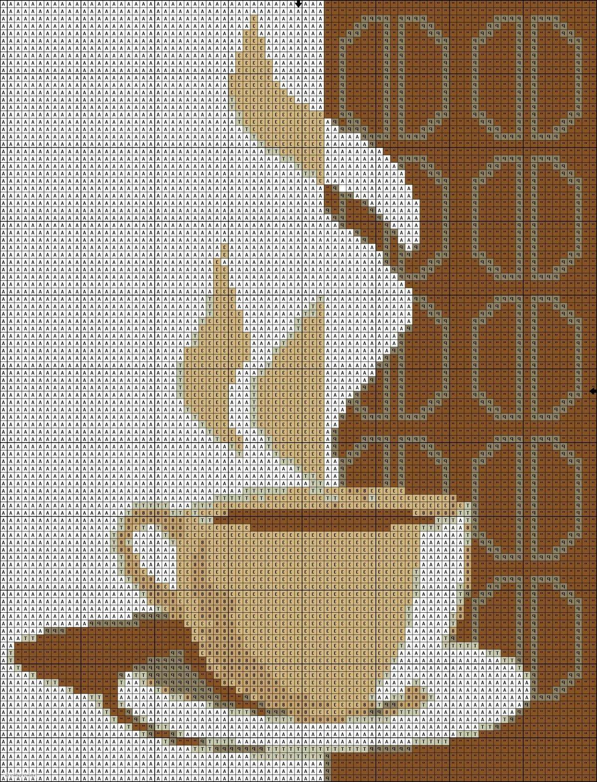 Схема вышивки кофейная чашка фото 133