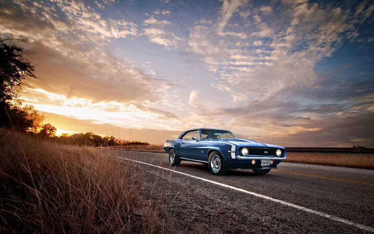 Muscle Car Wallpapers Just Click On The Hd Muscle Car Backgrounds