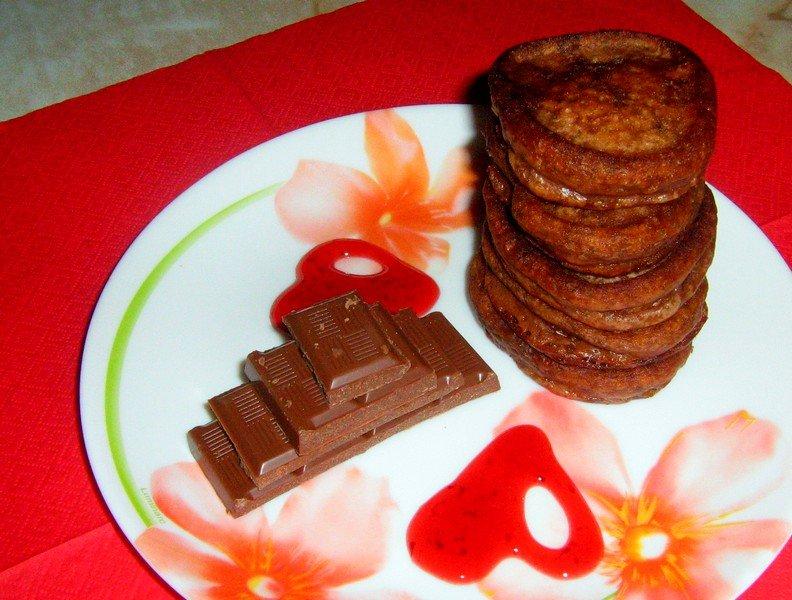 при погребении шоколадные оладушки рецепт пошагово с фото наличие вещей