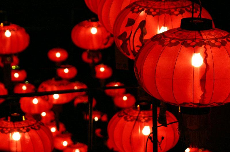 фонарики красивые