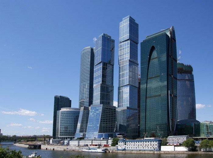Достопримечательности Москвы.Международный Бизнес-центр» — карточка ... 42041451b83